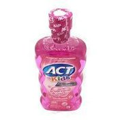 ACT Anticavity Fluoride Rinse, Bubble Gum Blow Out
