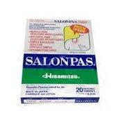 Salonpas Original Pain Relief Patch