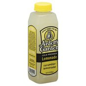 Ardens Garden Juice, Cold Pressed, Cucumber Lemonade
