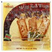 Melissa's Egg Roll Wraps