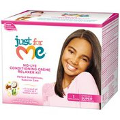 Just for Me Relaxer Kit Coarse No-Lye Conditioning Crème