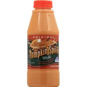 Upstate Farms Milk, Pumpkin Spice, Original