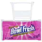 Bowl Fresh Toilet Deodizer, Pleasantly Scented
