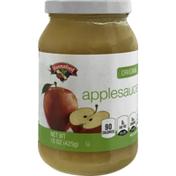 Hannaford Fancy Original Apple Sauce