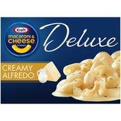 Kraft Creamy Alfredo Macaroni & Cheese Dinner