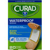 CURAD Waterproof Bandage