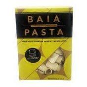 Baia Pasta Organic Durum Wheat Semolina Paccheri