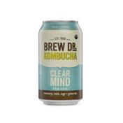 Brew Dr. Kombucha Organic Clear Mind Kombucha