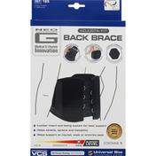 Neo G Back Brace, Adjusta-Fit, Firm, Universal Size
