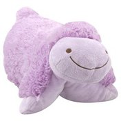 Pillow Pets Stuffed Animal, Plush Folding, Huggable Hippo