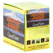 Rapid Fire Firestarter, Bonus Pack