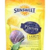 Sunsweet Prunes, Pitted, Lemon Essence