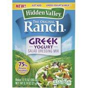 Hidden Valley Greek Yogurt Salad Dressing Mix The Original Ranch