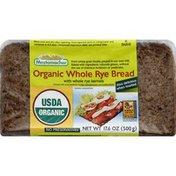 Mestemacher Bread, Organic, Whole Rye