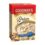 Goodman's Onion Soup & Dip Mix