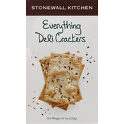 Stonewall Kitchen Deli Crackers, Everything