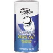 Diamond Crystal Iodized Sterling Salt