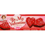 Little Debbie Brownies, Iced, Be My Valentine, $2.19