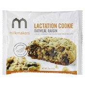 Milkmakers Cookie, Lactation, Oatmeal Raisin
