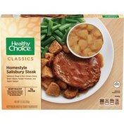 Healthy Choice Classics Homestyle Salisbury Steak