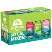 Golden Road Brewing So Cal Mixer Variety Pack