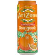 Arizona Orangeade, Vitamin C Fortified