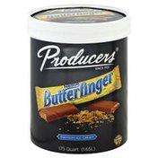 Producers Ice Cream, Premium, Butterfinger