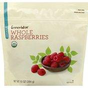 GreenWise Organic Whole Raspberries