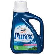 Purex Liquid Detergents With Color Safe Bleach Alternative Mountain Breeze Liquid Laundry Detergent