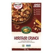 Nature's Path Heritage Crunch Cereal