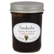 Sarabeth's Spreadable Fruit, Cranberry Relish