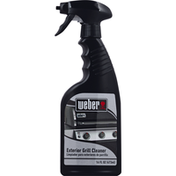 Weber Grill Cleaner, Exterior