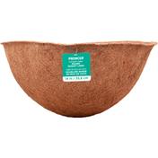 Panacea Basket Liner, Coconut Fiber, Round, 14 Inch