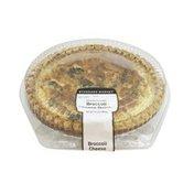 Standard Market Broccoli Cheese Quiche
