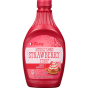 Tops Syrup, Strawberry