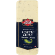Dietz & Watson Hatch Chile Cheddar Cheese