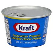 Kraft Cheddar Cheese Product, Pasteurized Prepared