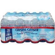 Crystal Geyser Alpine Spring Water Crystal Geyser Natural Alpine Spring Water