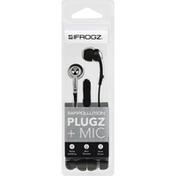 ifrogz Ear Buds + Mic