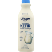 Lifeway Kefir, 3.25%, Original, Unsweetened