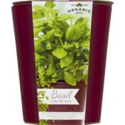 Garden State Bulb Company Garden State Bulb Grow Kit, Aromatic Herbs, Basil, Sleeve