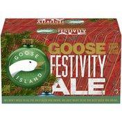 Goose Island Beer, Co. Festivity Ale
