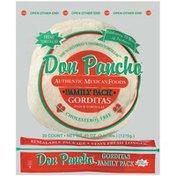 Don Pancho Gorditas Family Pack 30 Ct Flour Tortillas