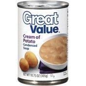 Great Value Cream of Potato Condensed Soup