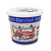 Pontchartrain Blue Crab, Inc. Pasteruized Blue Crab Meat
