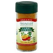 Frontier Curry Powder, Salt-Free Blend