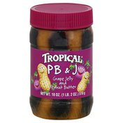 Tropical PB & J, Grape