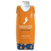 Barefoot Barefoot-To-Go Riesling White Wine Tetra