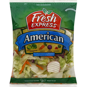Fresh Express Salad, American