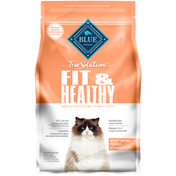Blue Buffalo True Solutions Fit & Healthy Natural Weight Control Adult Dry Cat Food, Chicken